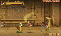 Jeux flash - Egyptian Tale