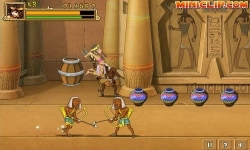 Jeux flash - Egyptian Tale
