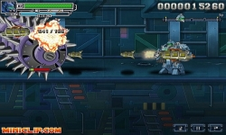 Jeux flash - Super Robot War