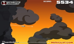 Jeux flash - Volcanic Airways