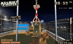 Jeux flash - Assault Course