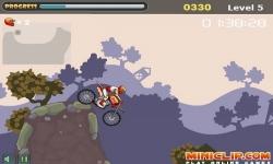 Jeux flash - Miniclip Free Bike