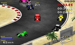 Jeux flash - Grand Prix Go