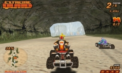 Jeux flash - Extreme Quad