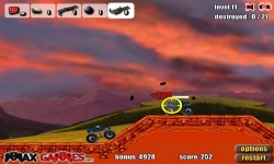 Jeux flash - Monster Trucks Attack