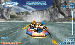 Jeux flash - White Water Rafting