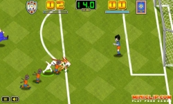 Flash spel - Soccer Stars