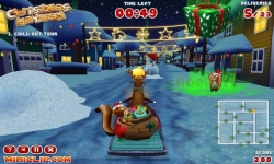 Jeux flash - Christmas Mayhem