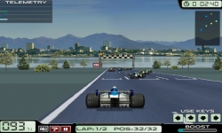 Jeux flash - Formula Racer 2012