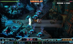 Flash spel - Robots vs Zombies