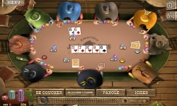 Jeux flash - Governor of Poker 2