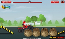Jeux flash - ATV Dirt Challenge