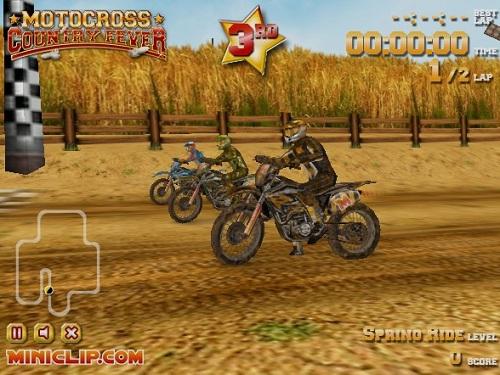 motocross jeux flash
