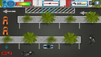 Jeux flash - Luxury Car Parking