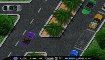 Jeux flash - Parking Space 2