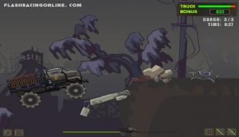 Jeux flash - Gloomy Truck