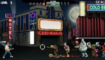 Jeux flash - Zombie Blitz