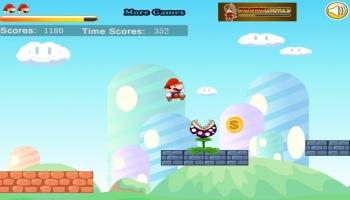 Jeux flash - Mario Great Adventure 3