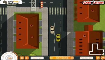 Jeux flash - Downtown Porsche Racing
