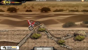 Jouer gratuitement à Sahara Biker