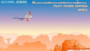 Canyon Glider Game