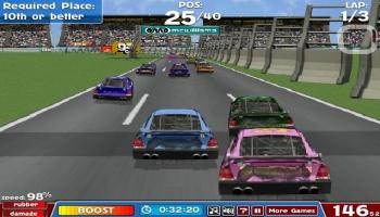 Jeux flash - American Racing