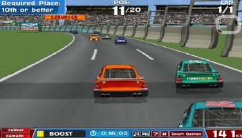 Jouer gratuitement à American Racing