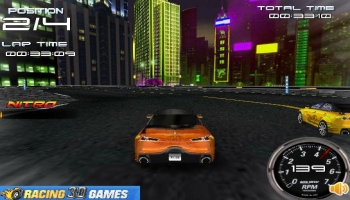 Jeux flash - Tokyo Drift