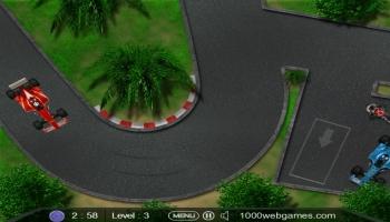 Jouer gratuitement à F1 Parking