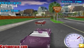 Jouer gratuitement à Classic Car Race