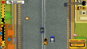 Jogue de graça a Taxi Rush 2