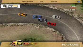 Supercar Desert Race