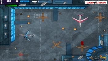 Jeux flash - Boeing 747 Parking