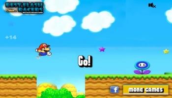 Mario Skate Jumper