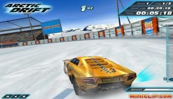 Jeux flash - Arctic Drift