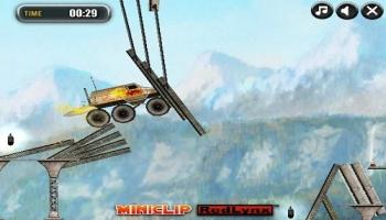 Jeux flash - Monster Trucks Nitro 2