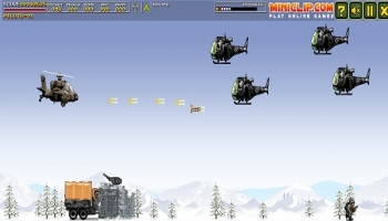 Jeux flash - Apache Overkill