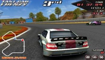 Jogue de graça a Fast Car Frenzy