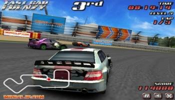 Jeux flash - Fast Car Frenzy