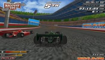 Jogue de graça a Raceway 500