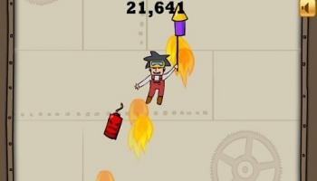 Jeux flash - DecaJump