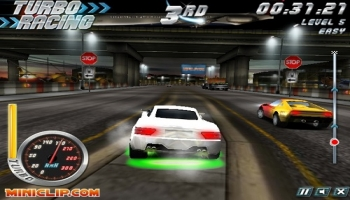 Jeux flash - Turbo Racing