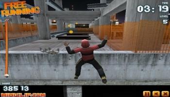 Jeux flash - Free Running