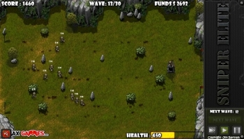 Jeux flash - Frontline Defense 2