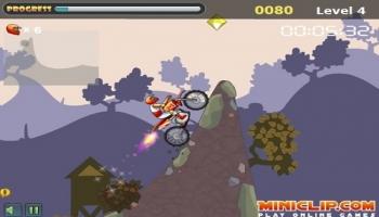 Jouer gratuitement à Miniclip Free Bike