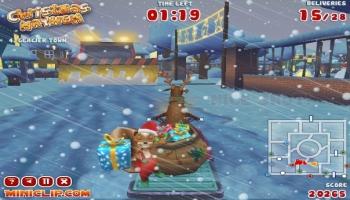 Jeux flash - Christmas Mayhem