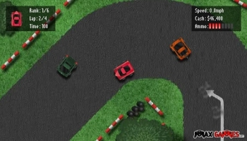 Jeux flash - Weapons On Wheels