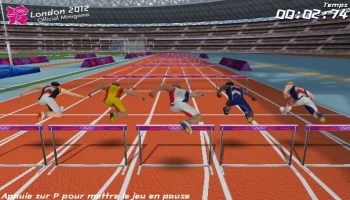 Jeux flash - London 2012 Olympic Games