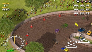 Jeux flash - Offroaders