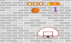 HTML5 spel - Basket Fall 2